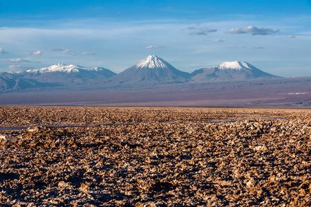 cordillera y volcanes